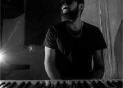 Clases de piano desde los 5 a los 18 anos de edad A domicilio o en mi estudio de musica en Santiago