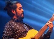 Clases de Bajo electrico teoria y armonia musical en Santiago
