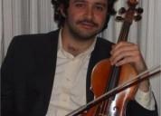 clases de violin sector las condes vitacura lo barnechea en santiago