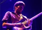 Clases de guitarra electrica y acustica en valparaíso