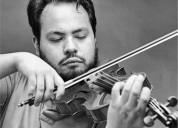 clases de violin particulares en santiago