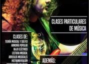 Clases de teoria armonia popular arreglos instrumentales composicion en curicó