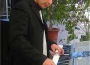 Profesor de piano y musica para ninos y adultos en santiago