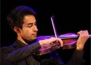 clases particulares de violin teoria en santiago