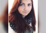 Profesora de ingles pucv dicto clases en santiago