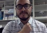 Clases particulares aprende todo de quimica en Santiago