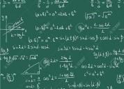 clases particulares de matematicas e ingenieria civil en concepción