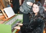 Clases de piano y solfeo a domicilio en santiago