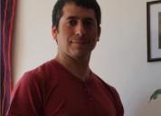 Clases de ingles profesor bilinguee ingles de canada en santiago