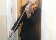 Dicto clases de musica y violin en la region metropolitana en santiago