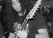 clases de guitarra electrica teoria musical armonia en talagante