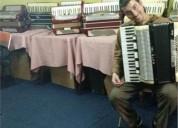 Clases de acordeon para principiantes e iniciantes en santiago