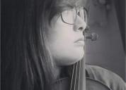 Profesora de violin y teoria musical en santiago
