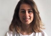 Nativa italiana ofrece clases por lo que quiere aprender o mejorar el italiano en Santiago