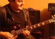 Profesor de guitarra teoria stgo melipilla alrededores en santiago