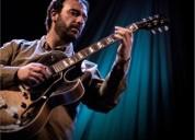 Clases de guitarra improvisacion y armonia niveles basico medio y avanzado en valdivia