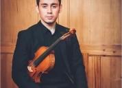 clases particulares de violin en concepción