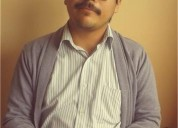 Profesor de ingles titulado dicta clases a todos los niveles de ensenanza en santiago