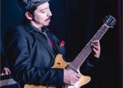 Clases de guitarra electrica y acustica en curicó