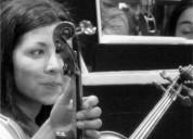 clases de violin todas las edades en santiago