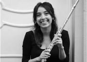 Clases particulares de flauta traversa para todas las edades y niveles en santiago