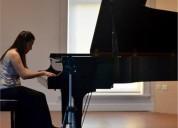 Clases de piano en valdivia