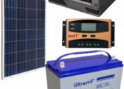 Kit solar basico 800w-220v