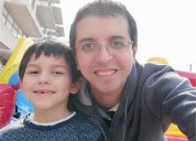 Profesor de ingles y basica apoyo escolar bilinguee todas las areas experiencia ibo en santiago