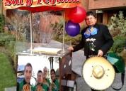 Musicos chilenos de calidad regala charros