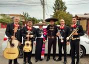 Santiago y todo chile mariachi sal y tequila