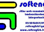 Sitios web economicos santiago