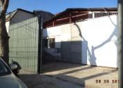 arriendo galpon apto para pyme garaje u otros usos Santiago