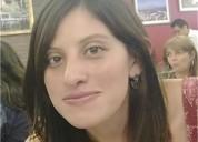profesora diferencial en Santiago