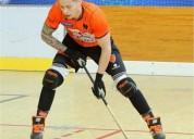 Profesor de patinaje y hockey patin patin de cuatro ruedas en santiago