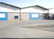 Arriendo bodegas k vila logistica y distribucion santiago
