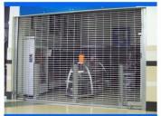 Reparacion cortinas metalicas las 24 hrs toda region metropolita santiago