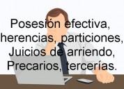 Abogados especialistas civil laboral familia santiago