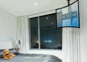 Instalacion soporte tv soporte incluido a domicilio estacion central