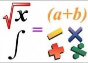 Clases particulares en matematicas fisica quimica santiago