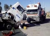 Reparacion mantencion y escaneo de camiones quilpue