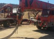 Reparacion y mantencion de maquinaria pesada y de construccion quilpue