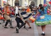Esquinazos conjuntos folcloricos cuecas juegos tipicos providencia