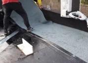 Instalacion de membrana asfaltica en tiempo record algarrobo algarrobo