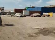 Arriendo amplio galpon y terreno 2000 m2 avenida principal arica y parinacota