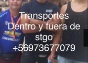 Retiró escombros Ñuñoa +56973677079 fletes