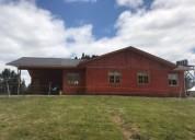 Casa en parcela de 5000 m2 osorno
