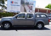 Vendo camioneta nissan navara ano 2012 full santiago