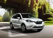 Renault koleos dynamique 2 0 diesel 4x4 y 4x2 automatico 2016 las condes