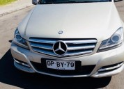 Mercedes benz c 200 ano 2012 arica