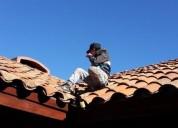 Reparamos techos cambios de tejas zinc tejuelas membrana quilpue vina del mar